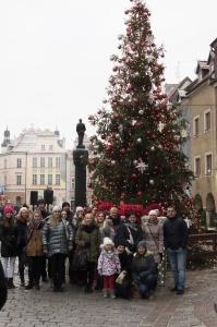 Wizyta studentów Pedagogiki w Poznaniu Muzeum - Brama ICHOT - Centrum Integracji Dziedzictwa_2